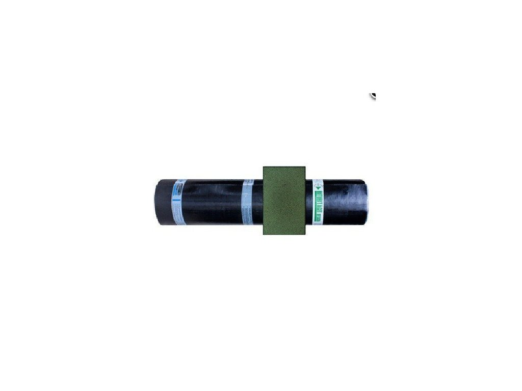 Modifikovaný asfaltový pás zelený 3,7mm BITUELAST Dehtochema