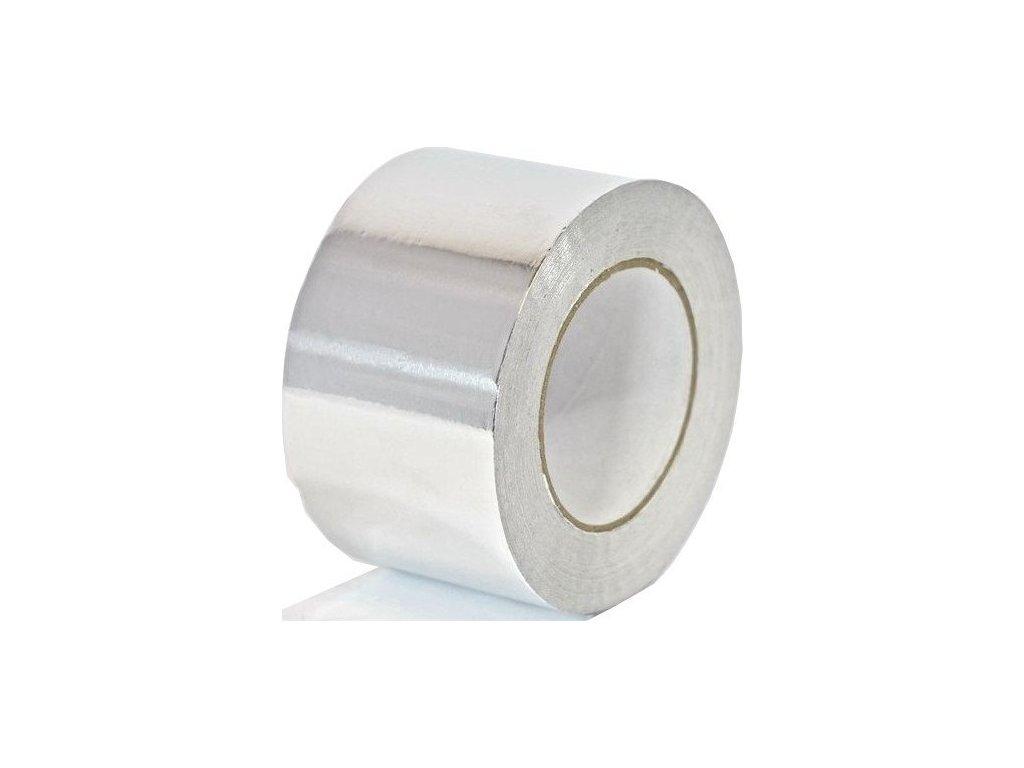 Hliníková páska ALU PROFI zesílená 100mm x 50m jednostranně lepicí