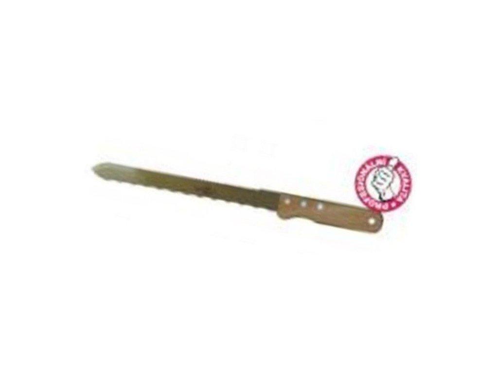 Nůž na minerální vatu 28cm BECCO jednostranné ostří
