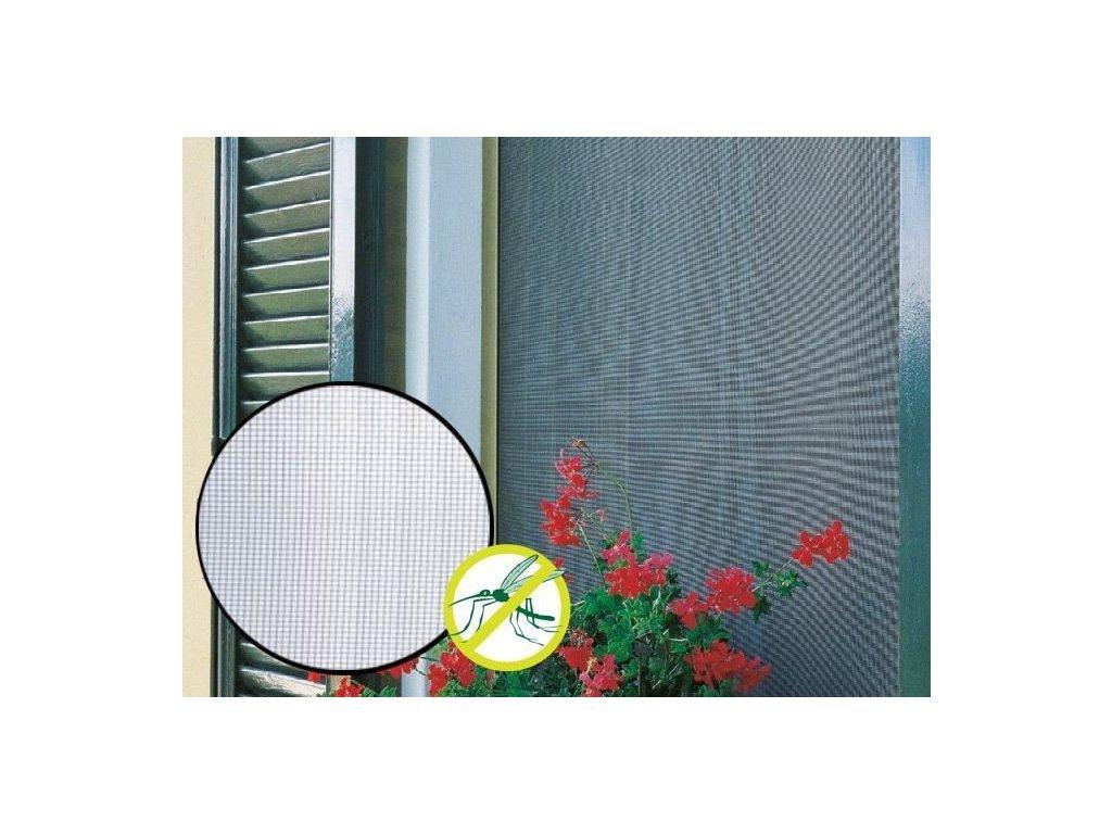 Sítě proti hmyzu 0,8 x 5 m moskytiéra skelné vlákno TROPICAL