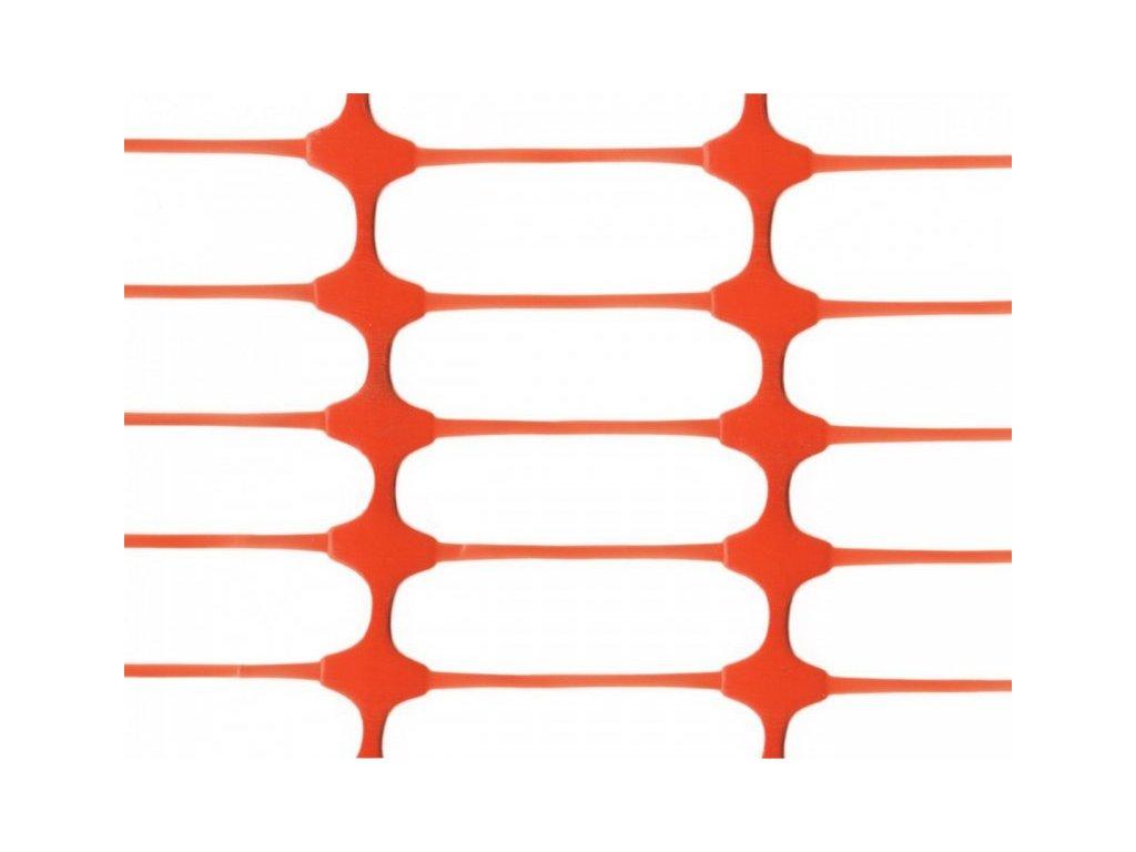 Plastová vyznačovací síť 100 g / m2 GRIFON 1,2 x 50 m