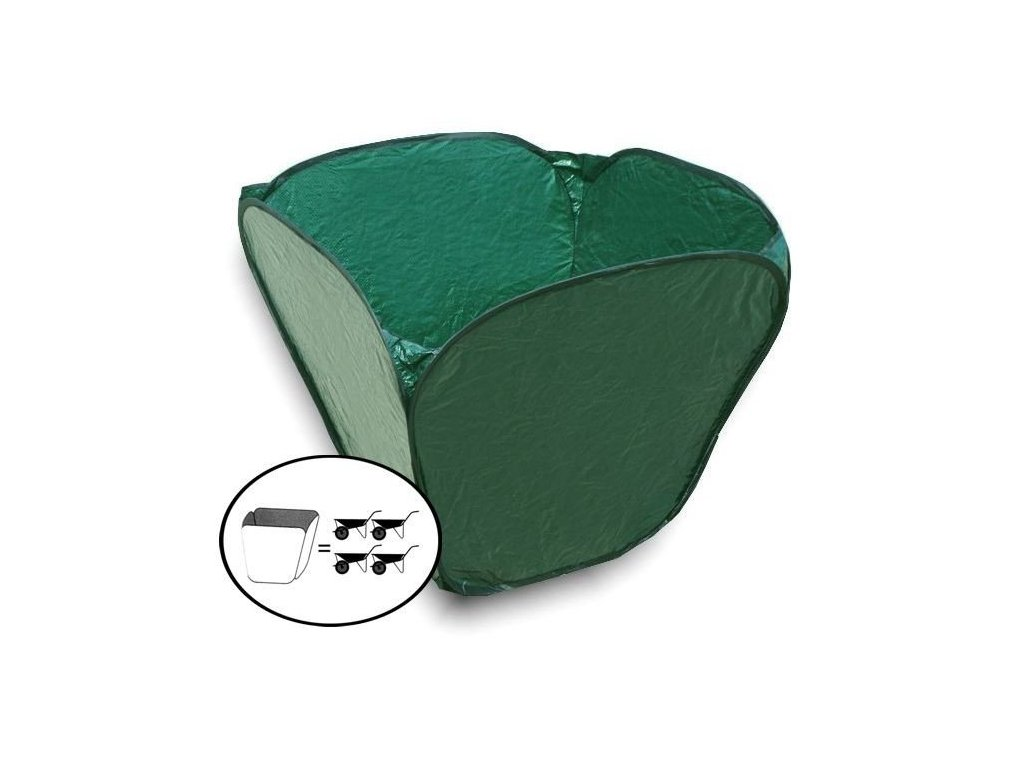 Zahradní koš na listí sběrný CARRY ALL BAG 157 L