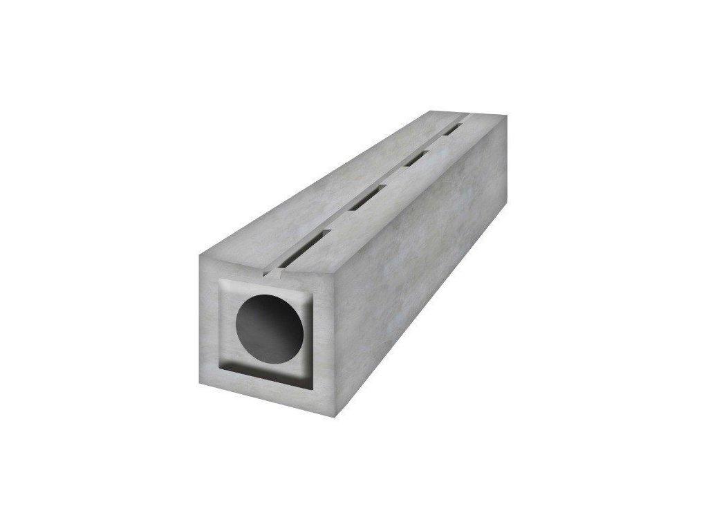Odvodňovací žlab betonový štěrbinový 200 - 40 t (1000x300x300)