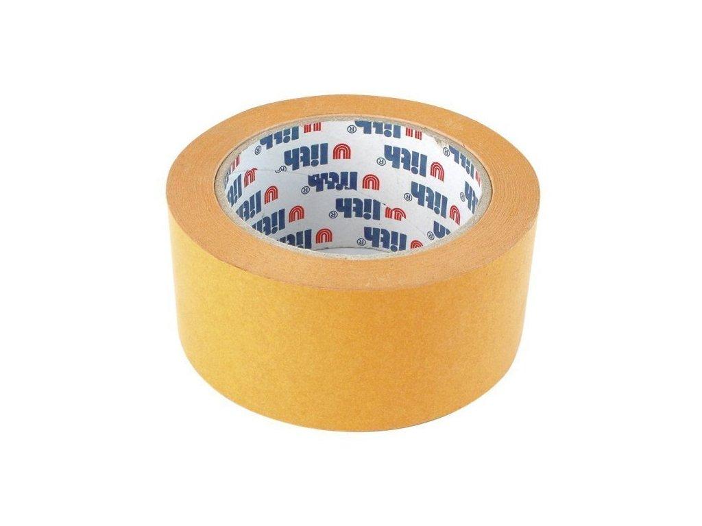 Lepicí páska oboustranná 25mm x 25m STANDARD