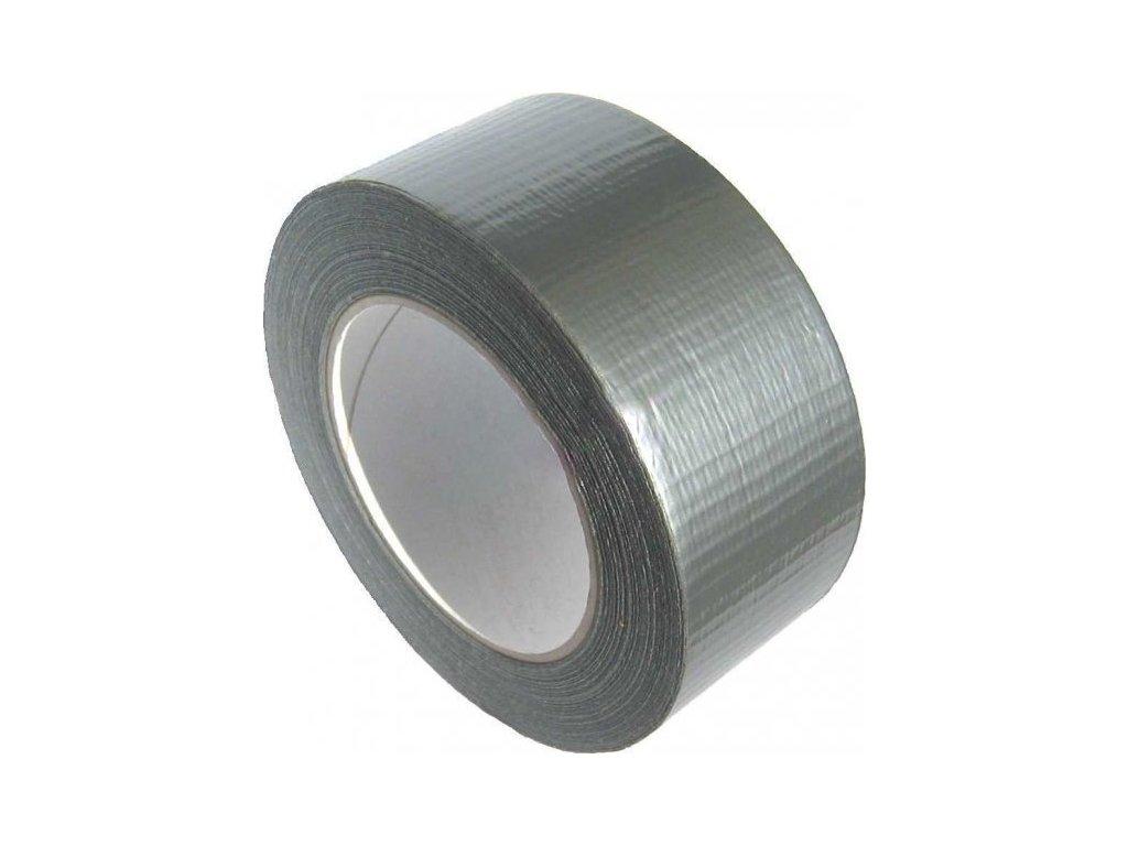 Lepící páska s textilní výztuží 50mm x 50m Duct Tape