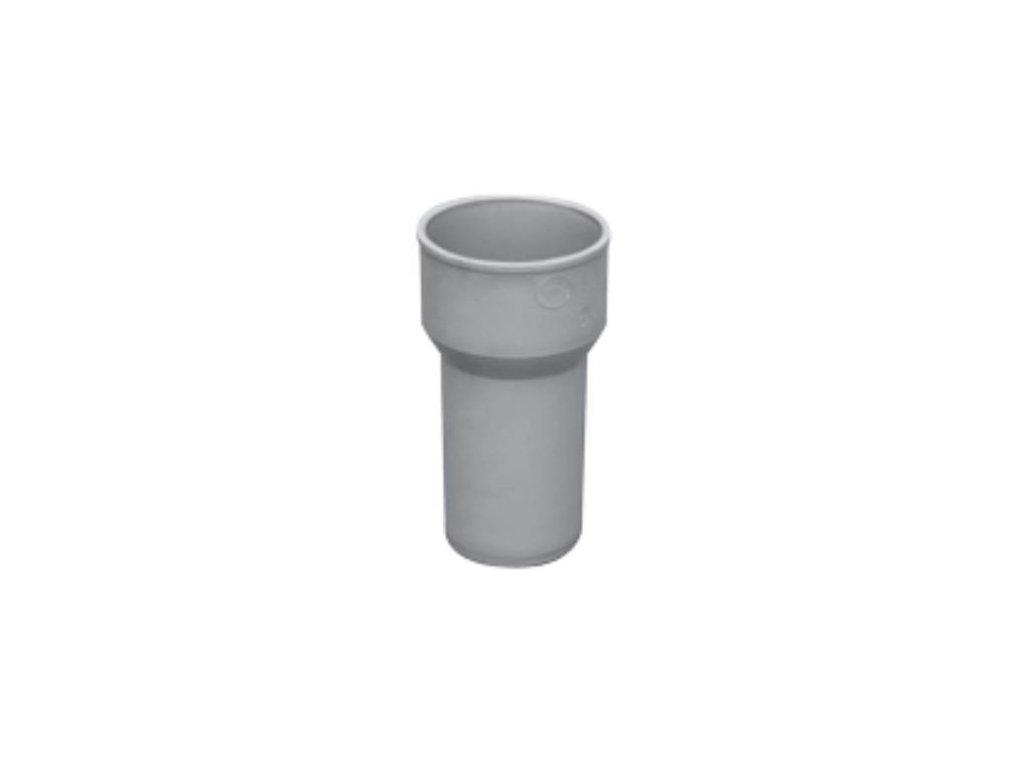 Kanalizační redukce z litiny do PP HT hrdla odpadní Ø 100 vnitřní