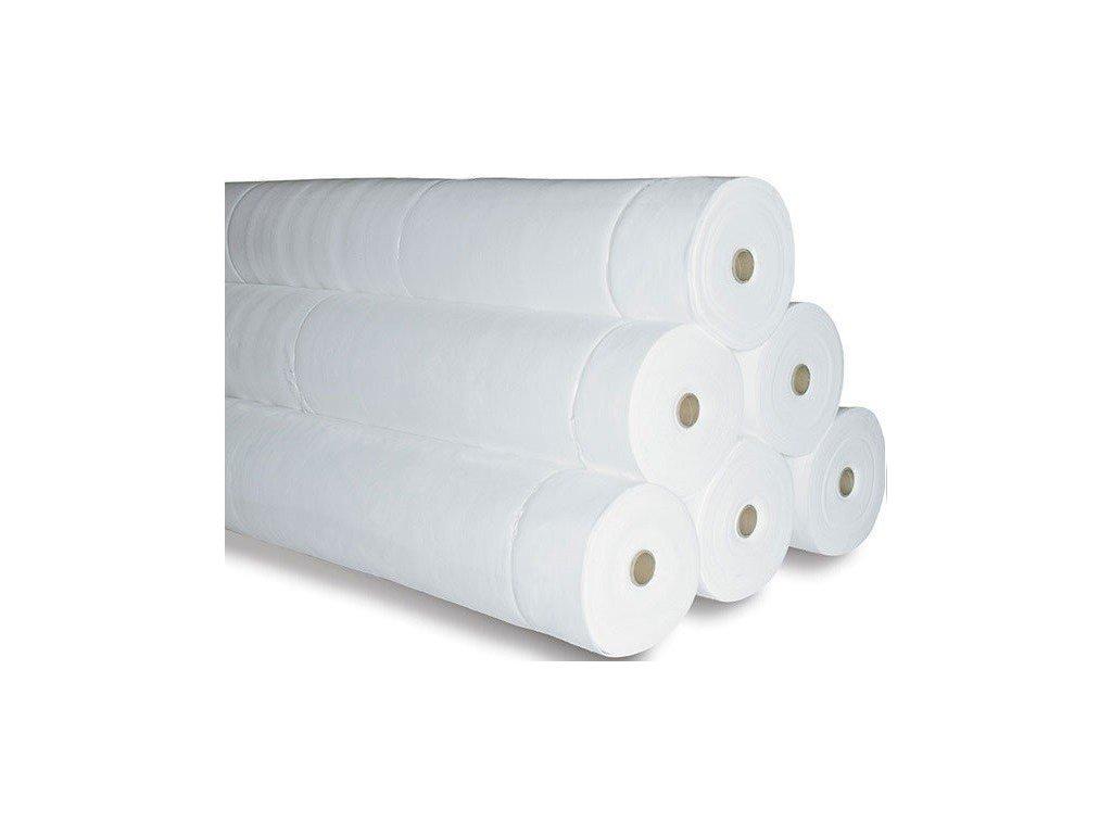 Geotextilie netkaná GeoNETEX polyester bílý 500 g JUTA