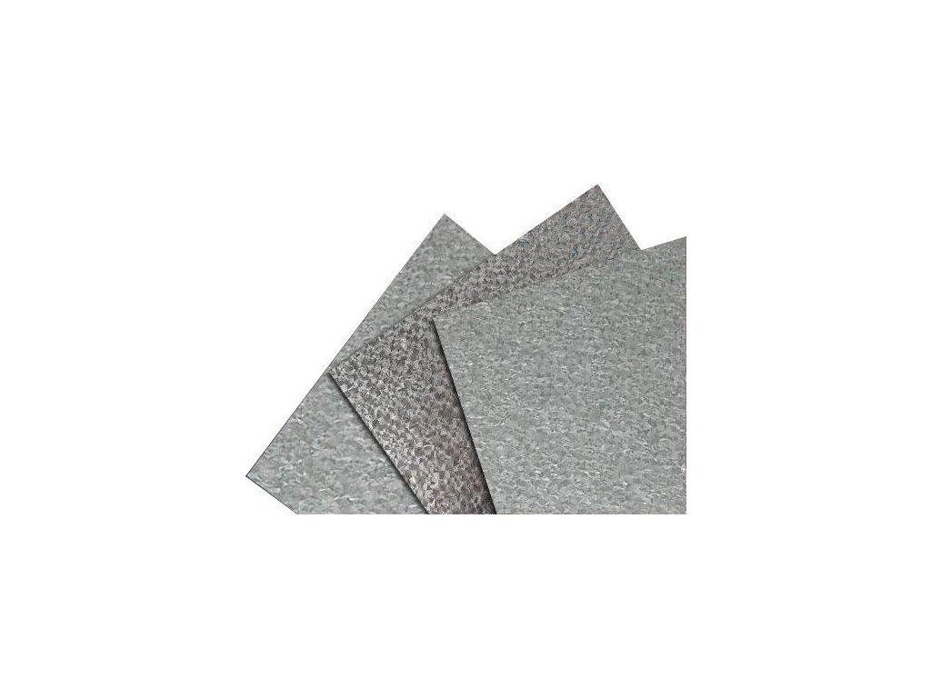 Rovinné plechy 0,5 tabule plechu 1,25 x 2 m aluzinek Blachotrapez