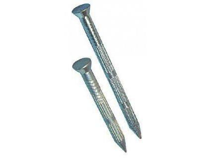 Kalené hřeby do betonu 3,5 x 35 mm hřeb nopová fólie (250ks/bal)