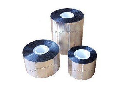 Hliníková páska ALU pokovená PVC páska 50 mm x 50 m