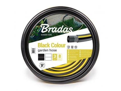"Zahradní hadice BLACK COLOUR 1/2"" - 50m (3-vrstvá)"