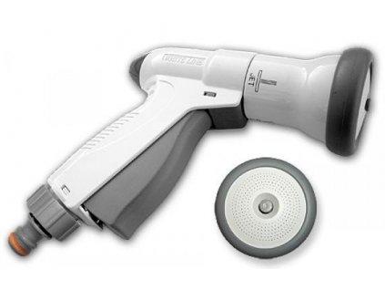 Multifunkční pistole pro zahradní hadice EXCLUSIVE WHITE LINE