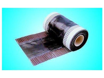 Nárožní pás samolepicí Vario Roll černý 0,3 x 5 m