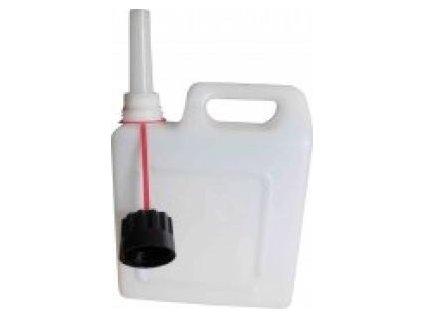 Plastový kanystr s hrdlem 10 litrů na vodu