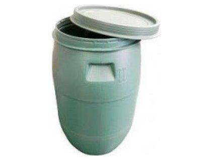 Plastový sud s víkem 120 litrů na vodu