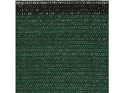 Stínící sítě na ploty 1,5 x 50 m zelená SOLEADO PRO stínění 90%