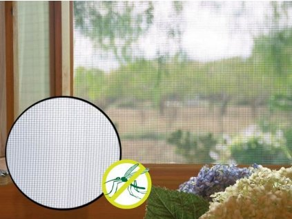 Sítě proti hmyzu 1 x 50 m moskytiéra plast MOSQUITO