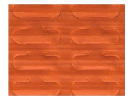 Plastová síť vyznačovací oranžová 1,8 x 30 m TORPEDO (300g/m2)