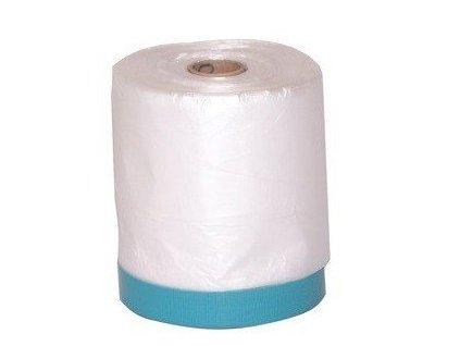 Lepící páska PVC s krycí fólií CQ 55cm x 20m