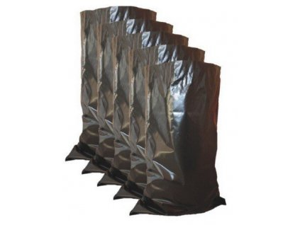 Pytle na stavební suť černá 0,6 x 1,2 m (200mikr)