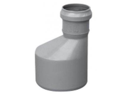 Kanalizační redukce HT odpadní přechodka Ø 70/50 vnitřní
