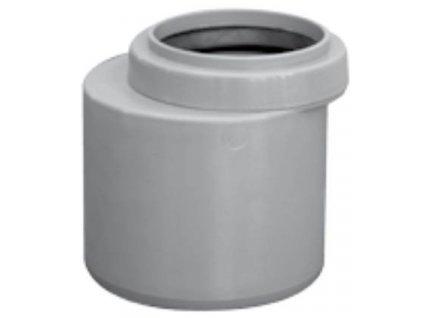 Kanalizační redukce krátká HT odpadní přechodka Ø 70/50 vnitřní
