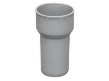 Kanalizační redukce z litiny do PP HT hrdla odpadní Ø 70 vnitřní