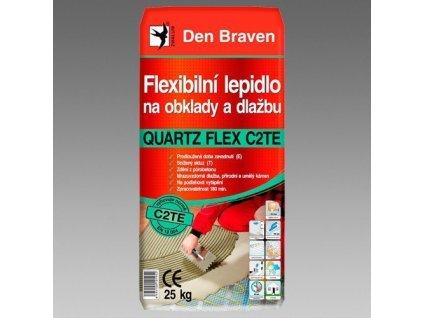 Flexibilní lepidlo QUARTZ FLEX C2TE  na obklady a dlažbu 25kg
