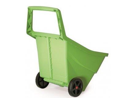 Zahradní vozík Load & Go 95 l zelený trakař