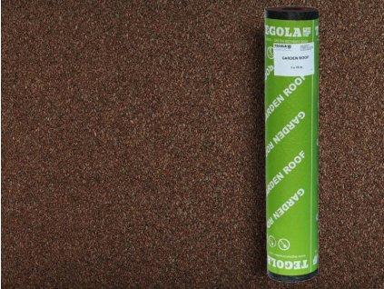Modifikovaný pás GARDEN ROOF 2mm hnědý 15 m2 TEGOLA