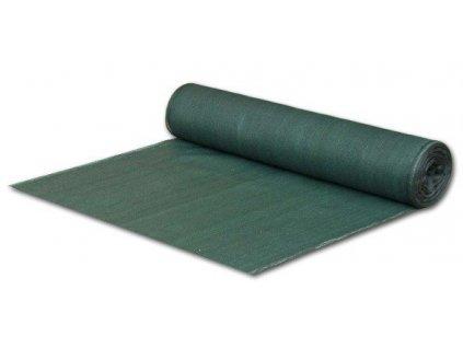 Stínící tkanina 55% BRADAS zelená 1,2 x 10 m síť na pletivo 60 g/m2