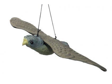 CTRL-BR104 Sokol / jestřáb na plašení ptáků a hlodavců.