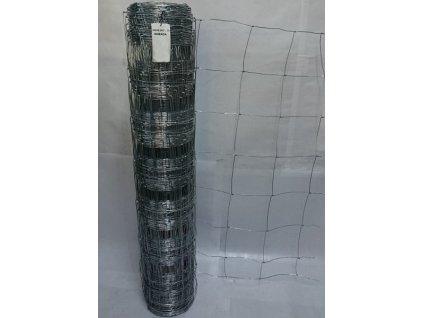 23782 pletivo pozinkovane uzlove ohradove v 1 m vodorovne draty 8 ks bal 50 m
