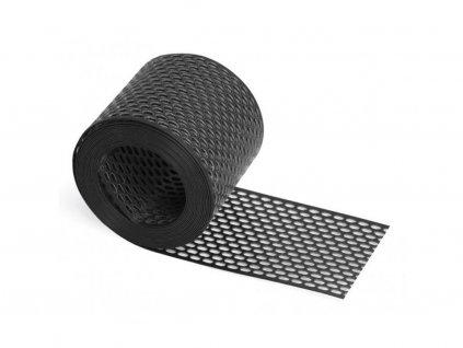 OCHRANNÝ PÁS proti ptákům větrací PVC 50mm - černý