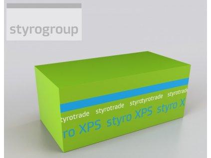 Izolační desky StyrotradeXPS 300 SP-I/ 40 strukturovaný 600x1250 mm