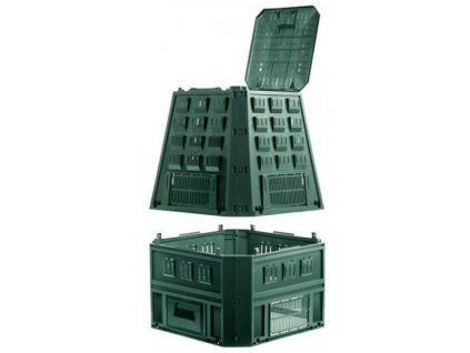 Kompostér 850 l zelený Evogreen