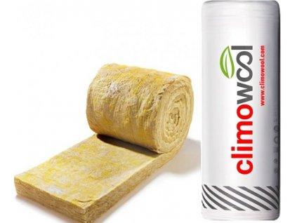 Climowool vata minerální 100 mm DF1 039 (balení 9,24 m2)