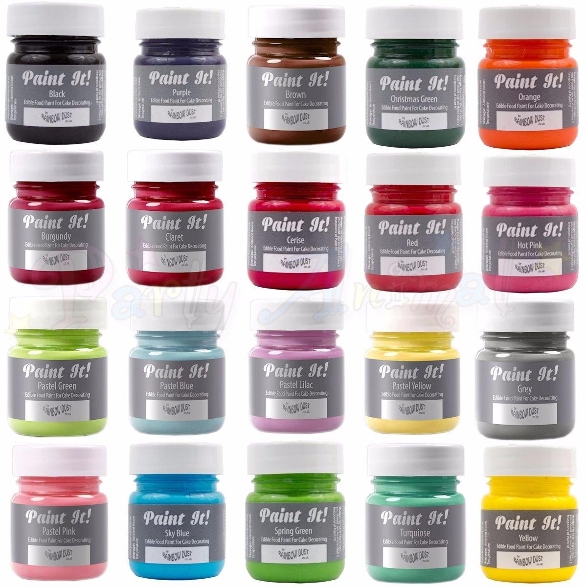 Paint-It barvy