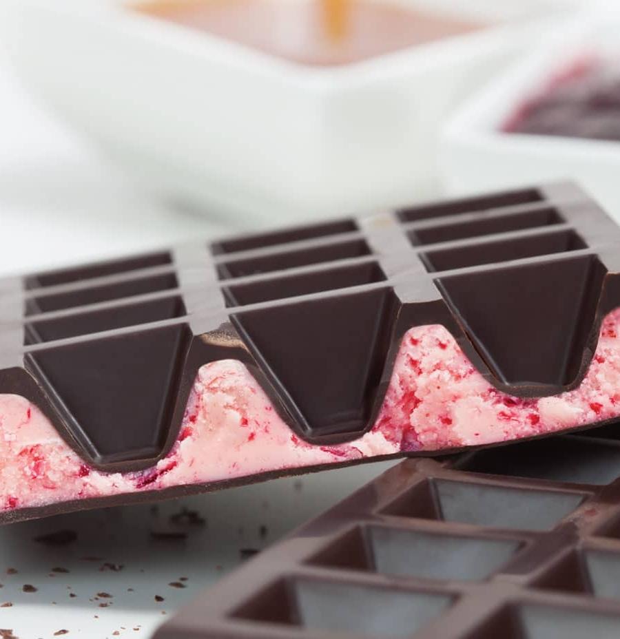 Náplň do čokolády