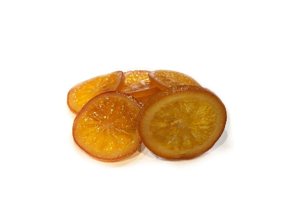 platky pomerance