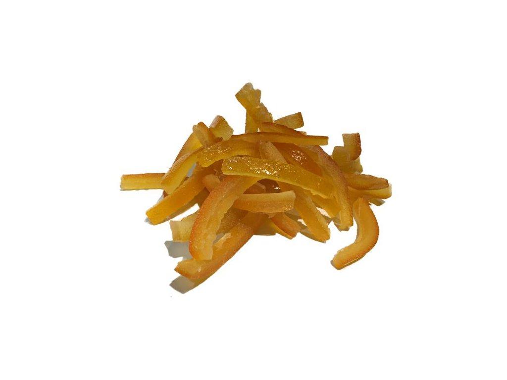 hranolky pomerance