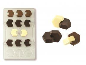 cioccolatino esagono web