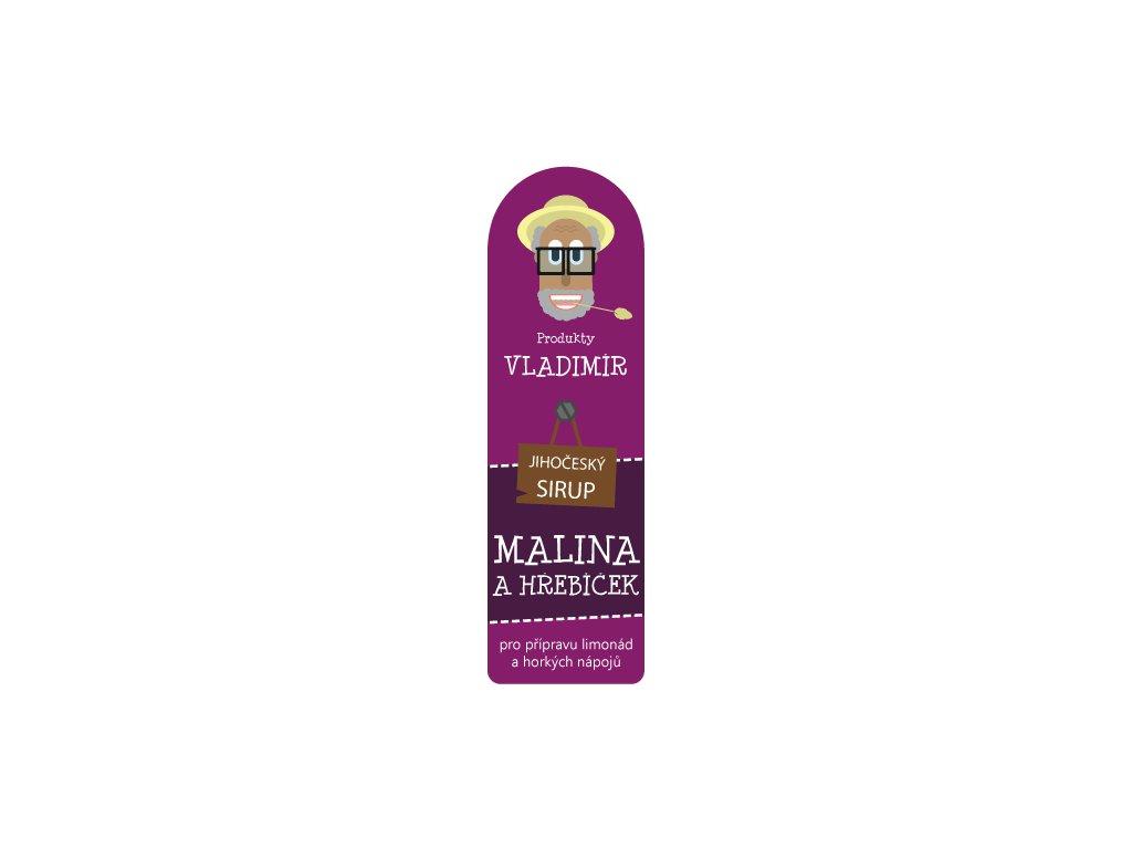 Malina a hřebíček