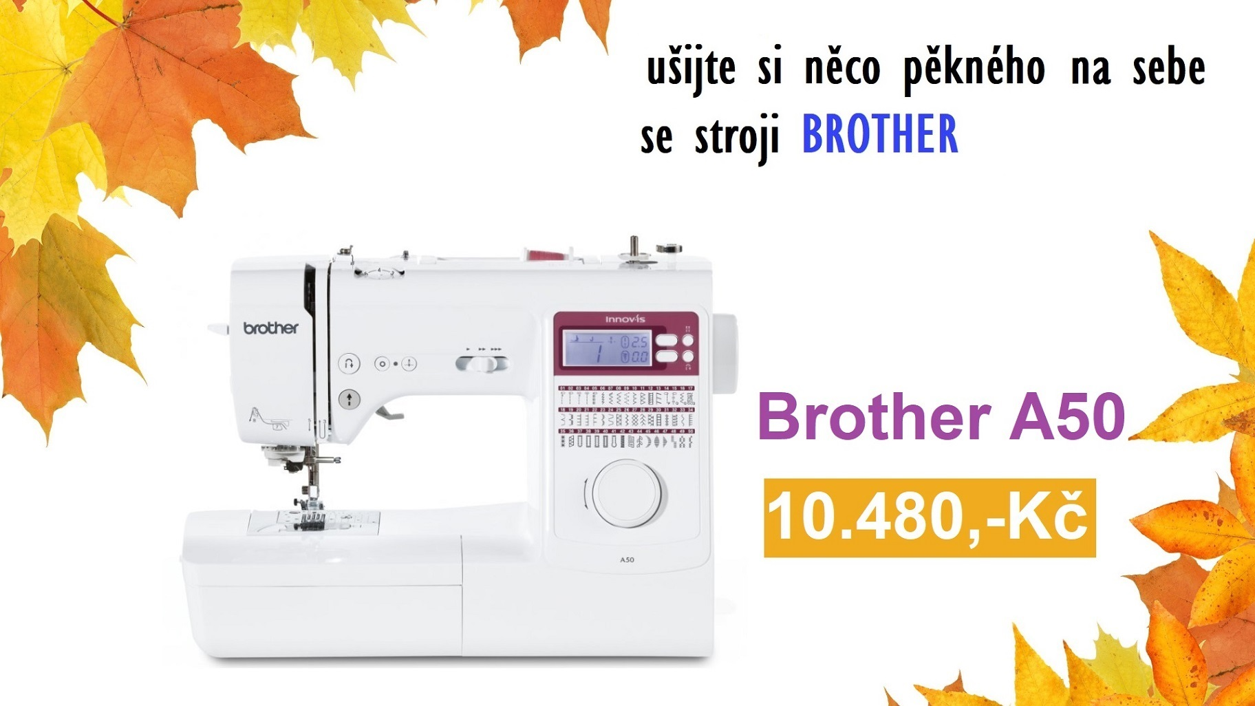 Brother A50