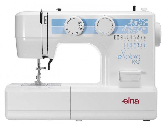 elna 160 explore