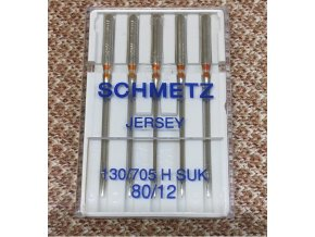 Schmetz Jersey SUK 80