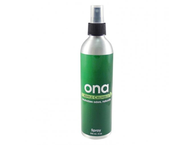 ona applecrumble 250ml spray