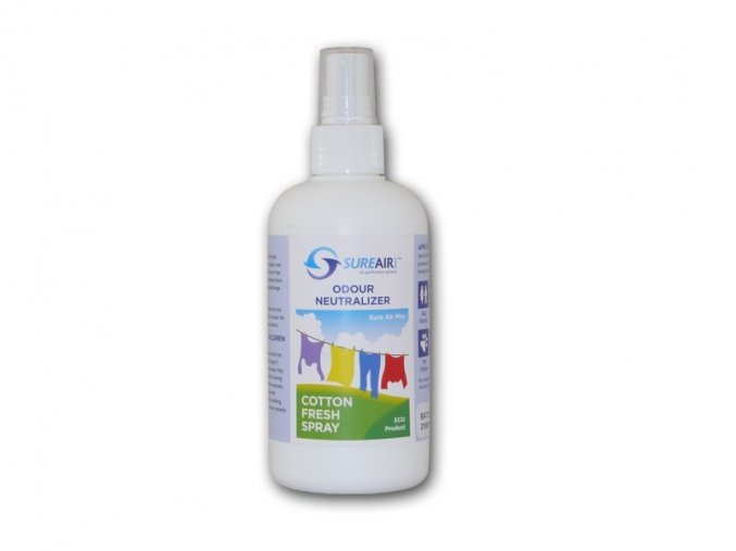 sureair sprej cotton 250ml