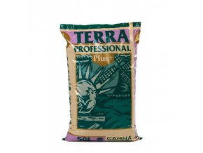 canna terra professional plus substrat 50 l