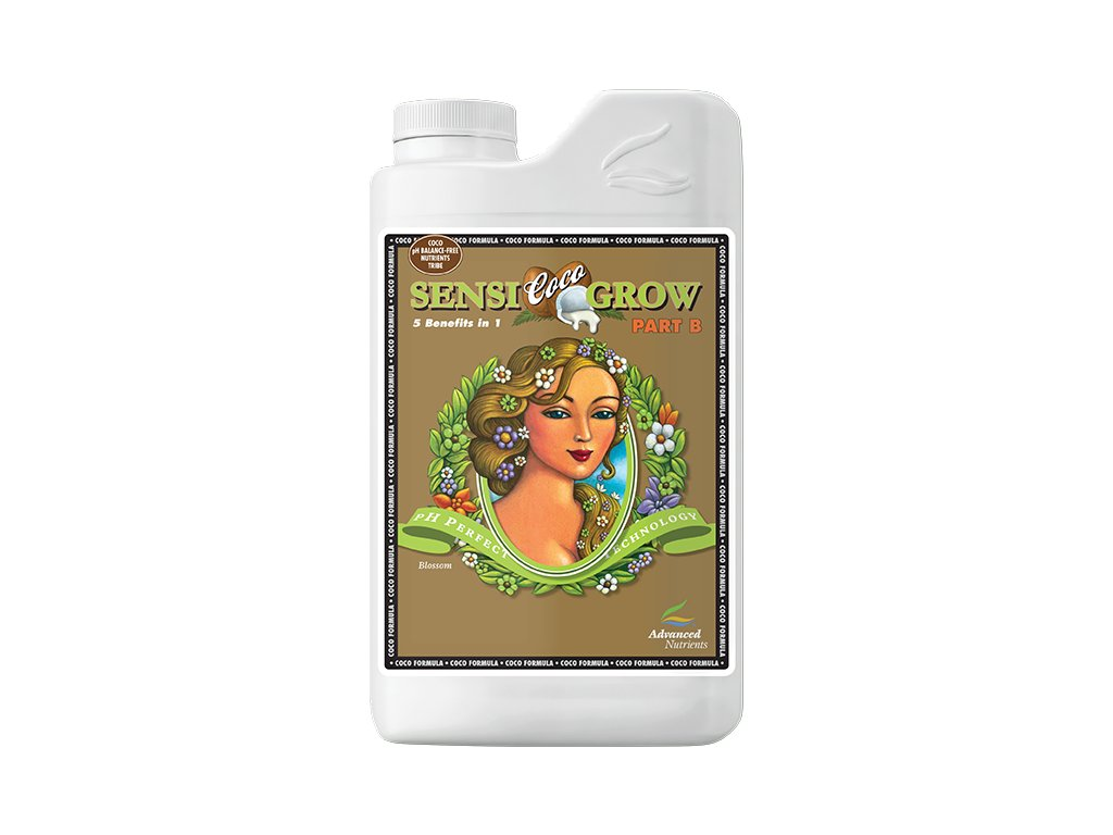 pH Perfect Sensi Grow Coco Part B Objem: 5 litrů